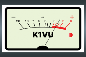 K1VU QSL Card Image